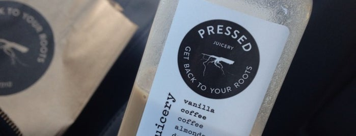 Pressed Juicery is one of Ice Cream places in Bay Area.