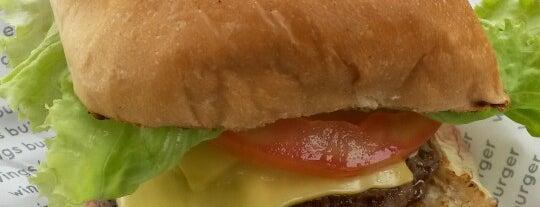 Wings Burger BR is one of Pra se empanturrar em SP.