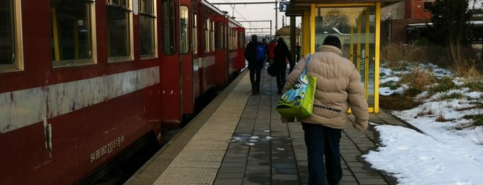 Station Essene-Lombeek is one of Bijna alle treinstations in Vlaanderen.