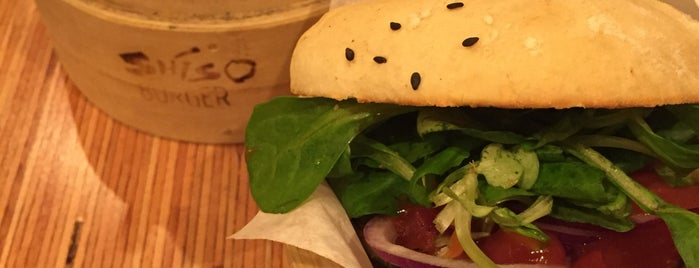 Shiso Burger is one of 2017_daprovare.
