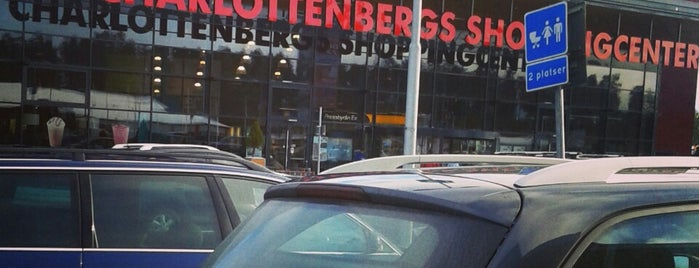 Charlottenbergs Shoppingcenter is one of Was.