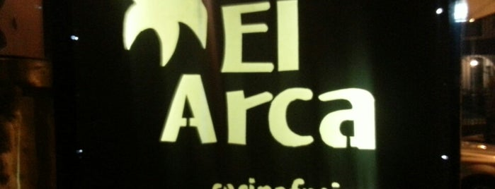El Arca is one of Restaurantes visitados.