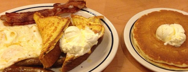 IHOP is one of Top picks for Breakfast Spots.
