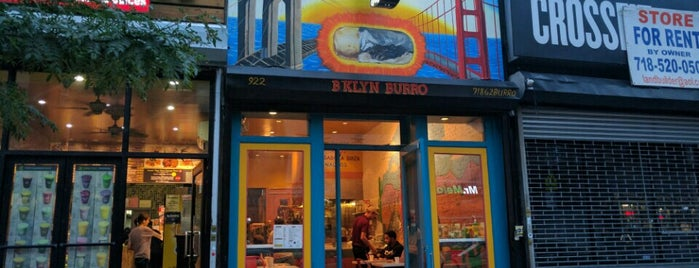 B'klyn Burro is one of SC/NY - Yet To EAT.