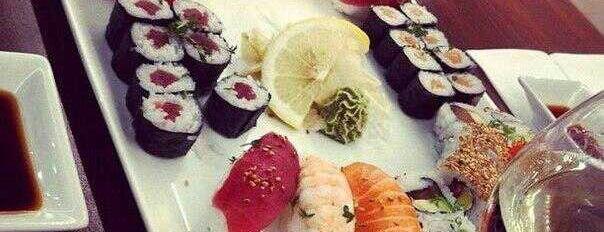 Takarajima Sushi is one of FAVORITE JAPANESE FOOD.