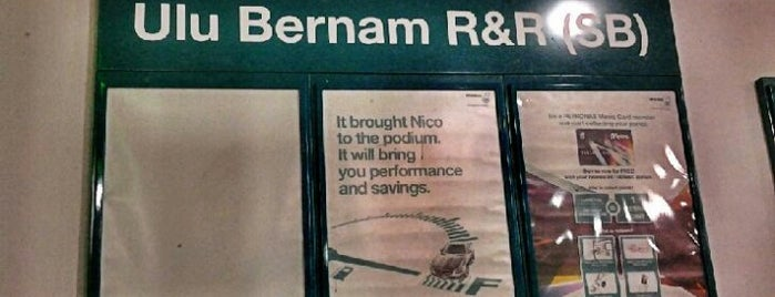PETRONAS Station is one of All-time favorites in Malaysia.