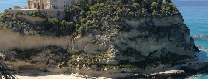 Tropea is one of South Italy.