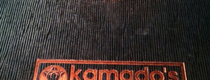 Kamado's Japanese Grill And Sushi Bar is one of Baton Rouge.