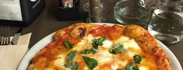 Ristorante Pizzeria Aurora is one of capri.