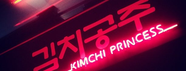 Kimchi Princess is one of berlin.