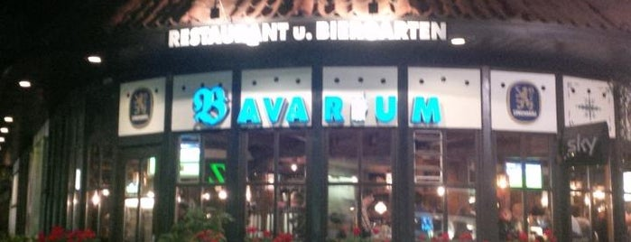 Bavarium is one of Hanover Restaurants.