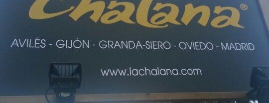 La Chalana . Marisquerias is one of Guide to Avilés's best spots.