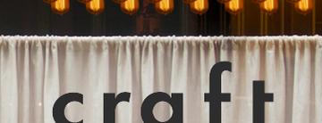 Craft is one of Rob's NYC Eats & Sleeps.