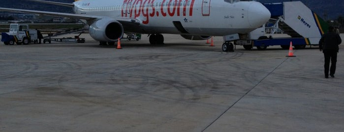 Gazipaşa - Alanya Airport (GZP) is one of Airports in Turkey.