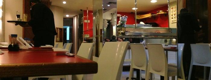 Benkei Sushi is one of Restaurantes Preferidos.