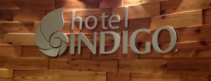 Hotel Indigo Baton Rouge Downtown is one of Baton Rouge Places to Eat.