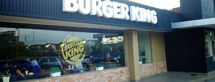 Burger King is one of Favorite Food.