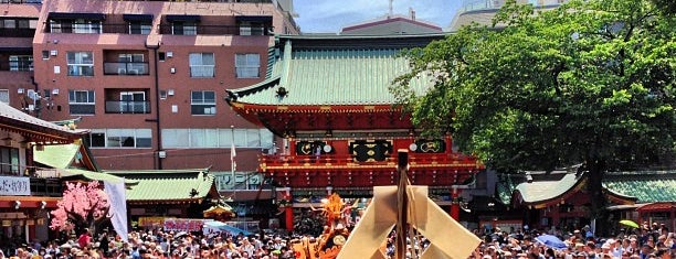 Kanda Myojin Shrine is one of The 15 Best Places for Dancing in Tokyo.