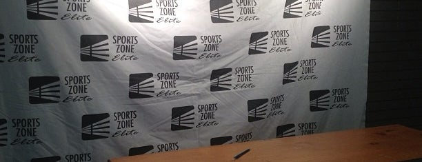 Sports Zone is one of Places to Shop.