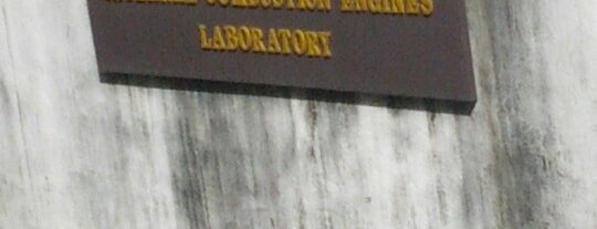 Internal Combustion Engine Lab is one of Anna university.