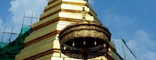 วัดพระธาตุช่อแฮ is one of ลำพูน, ลำปาง, แพร่, น่าน, อุตรดิตถ์.