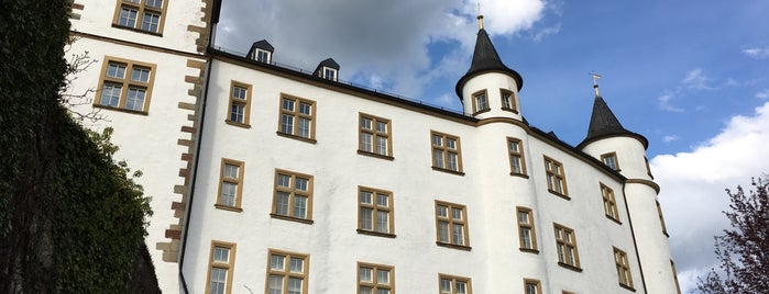 Casino Schloss Berg is one of Hideaways.