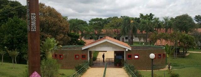 Ecomuseu de Itaipu is one of Foz do Iguaçu.