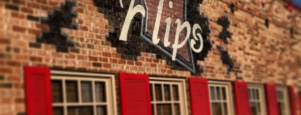 Flips Patio Grill is one of Metroplex.