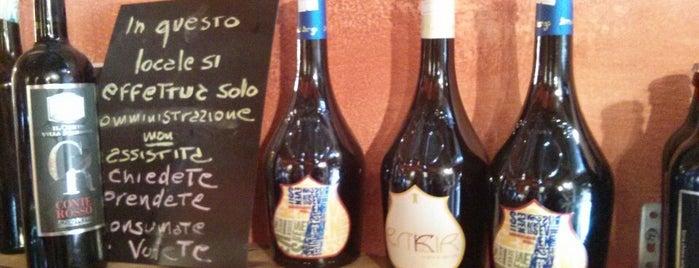 Tastevere Km0 is one of Italie — Restos 2.