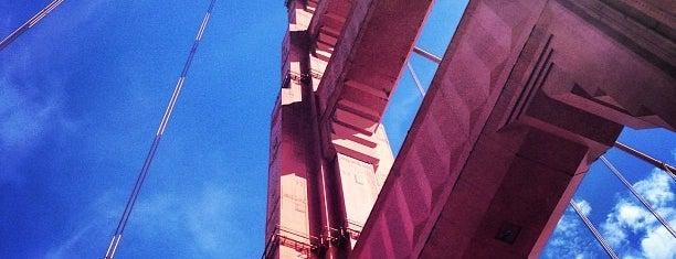 Golden Gate Bridge is one of Bucket List.