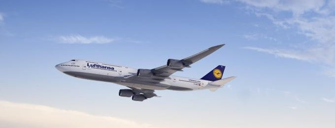 Lufthansa Flight LH 418 is one of World.