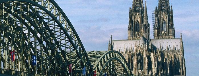 Cologne/Bonn Airport Konrad Adenauer (CGN) is one of bilbo.
