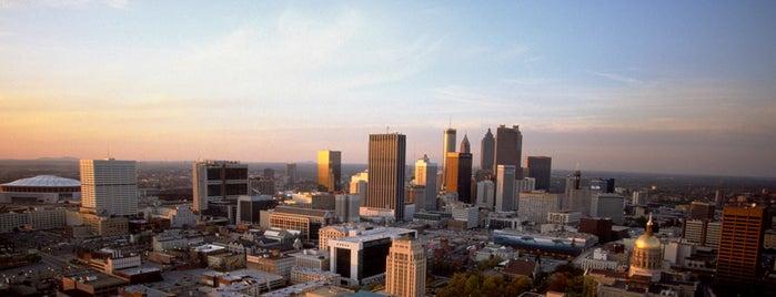 Atlanta Hartsfield–Jackson Uluslararası Havalimanı (ATL) is one of World.