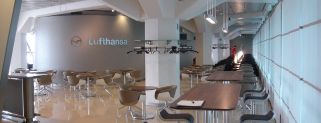 Lufthansa Senator Lounge is one of Lufthansa Lounges.