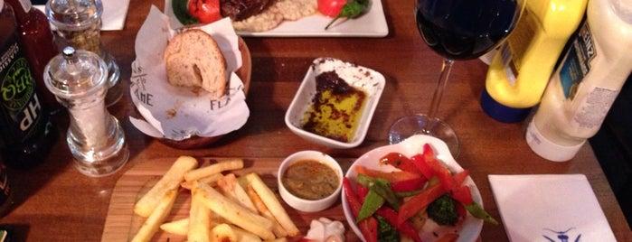 Flame Burger & Steak House is one of İstanbul Yeme&İçme Rehberi - 2.