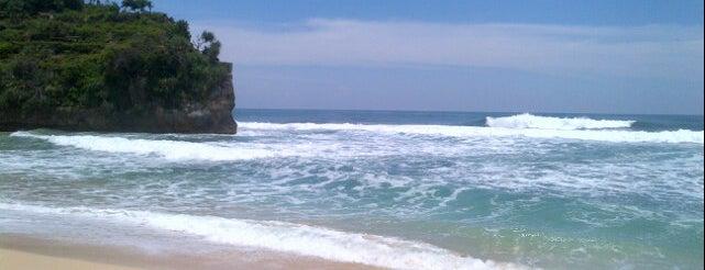 Pantai Indrayanti is one of @ Jogja.