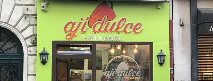 Aji Dulce is one of Paris.
