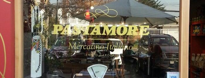 Pastamore is one of Restaurantes Visitados.