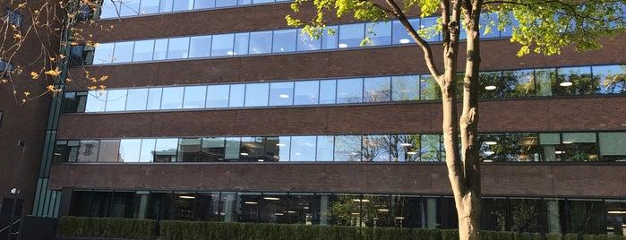 Twitter EMEA HQ is one of Dublin.