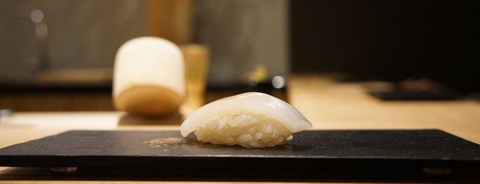 Sushi Zo is one of Bangkok Gastronomy.