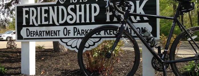 Friendship Park is one of Columbus Area Parks & Trails.