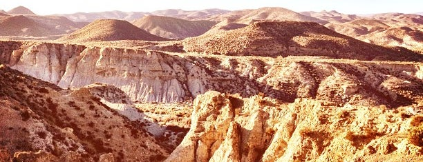 Desierto De Tabernas is one of Re-discover Europe 2014.