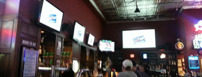 Wool Street Grill & Sports Bar is one of Guide to Barrington's best spots.
