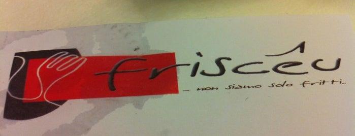 Frisceu is one of Novi Ligure e il Novese: un territorio da gustare.