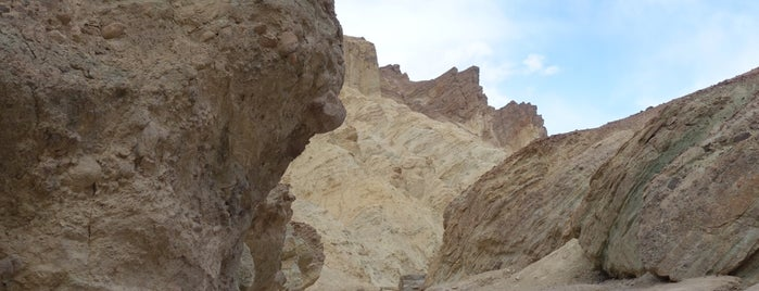 Golden Canyon is one of USA Trip 2013 - The Desert.