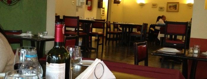 Maggiore Restaurante e Pizzaria is one of Favoritos em São Paulo e na Bahia.