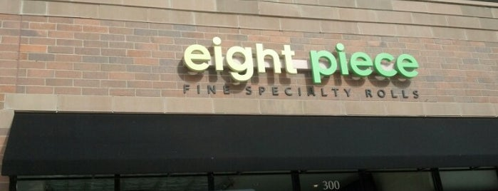 Eight Piece is one of Chicago Eats.