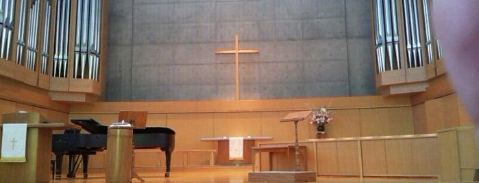 キリスト品川教会 is one of ライブハウス.