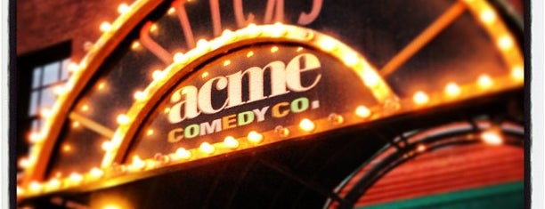 Acme Comedy Company is one of Activities.