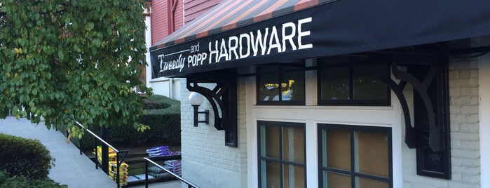 Tweedy And Popp Hardware is one of 4sq Cities! (USA).